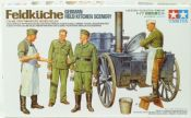 Tamiya 35247 German Field Kitchen